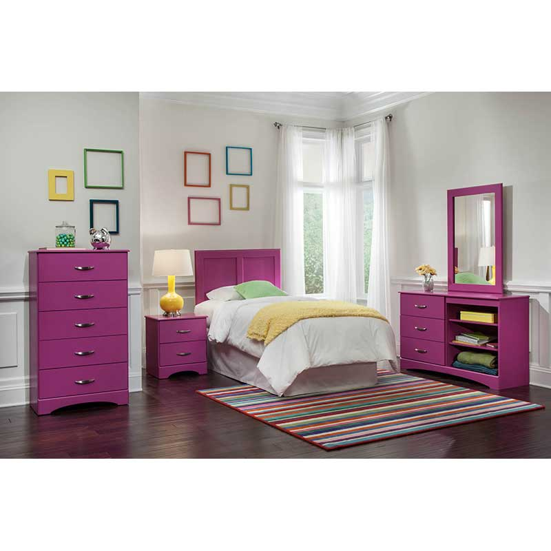Story Affordable Furniture Brands: Shop Brand Name Youth Like Kith Raspberry Youth Bedroom