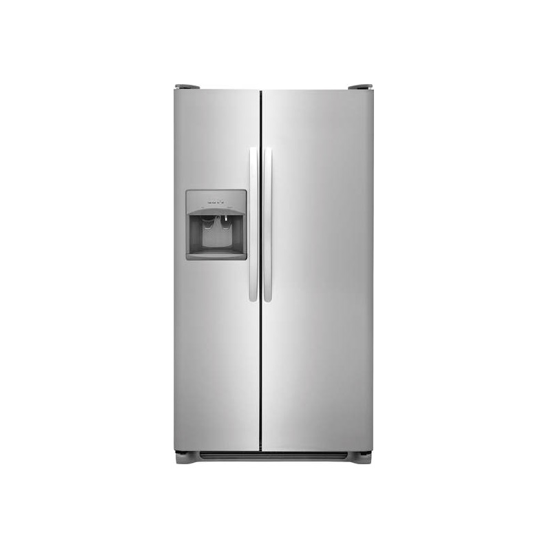 Crosley 25.5 Cu. Ft. Side by Side Refrigerator