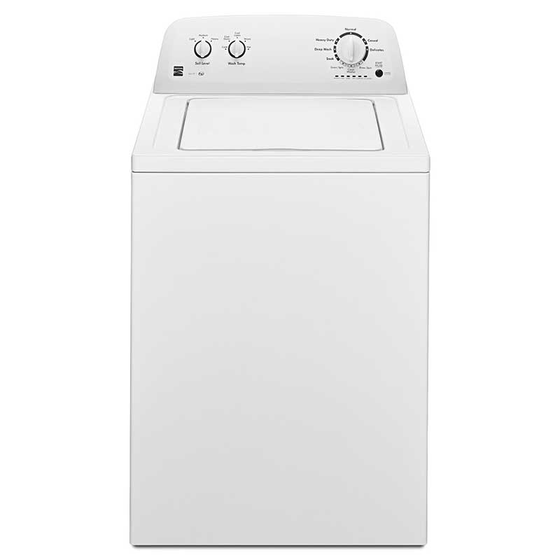 Kenmore 3.4 Cu. Ft. Top Load Washer