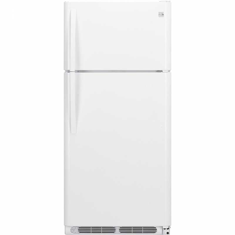 Kenmore 18 Cu. Ft. Top Freezer Refrigerator