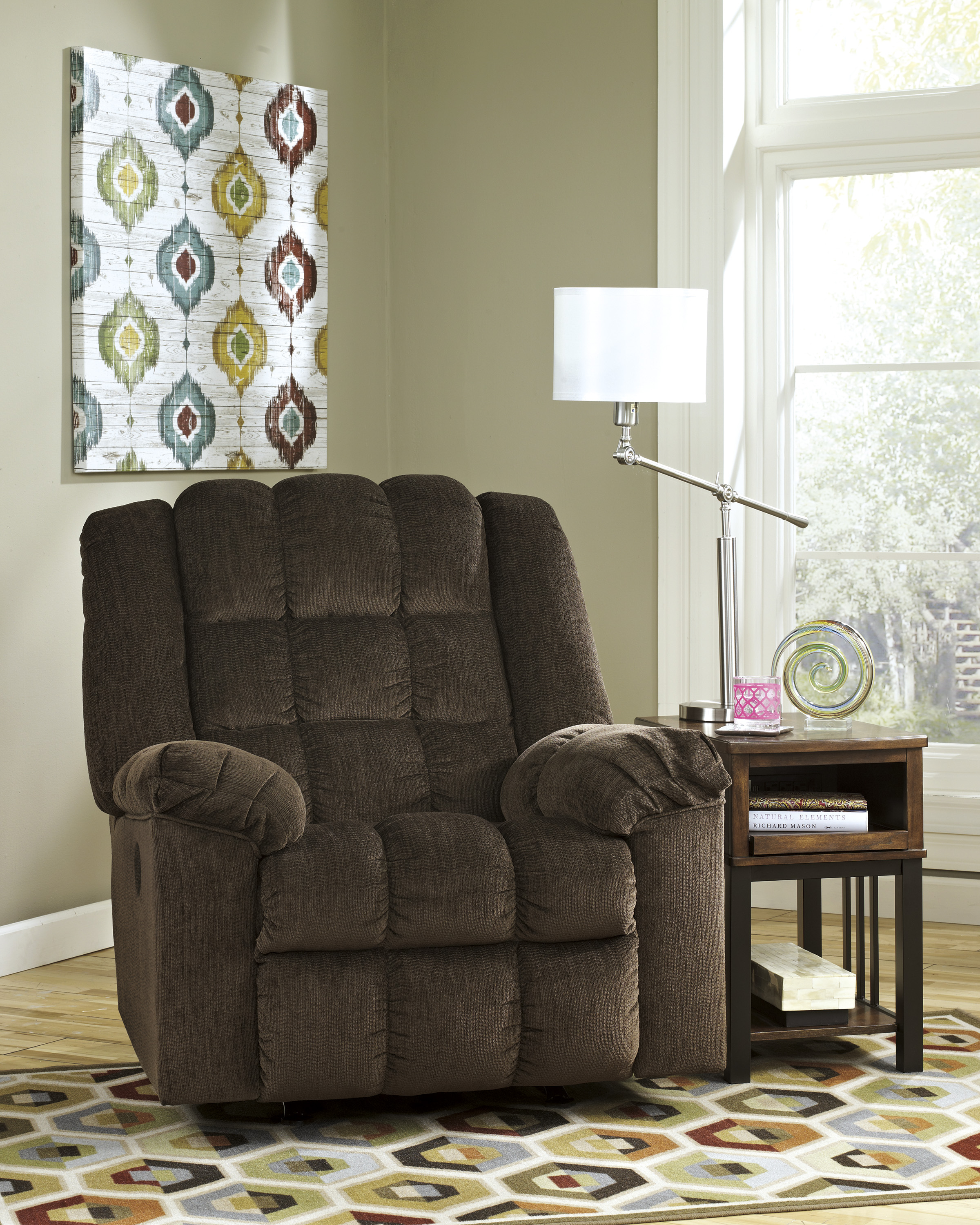Ashley Furniture Ludden Power
