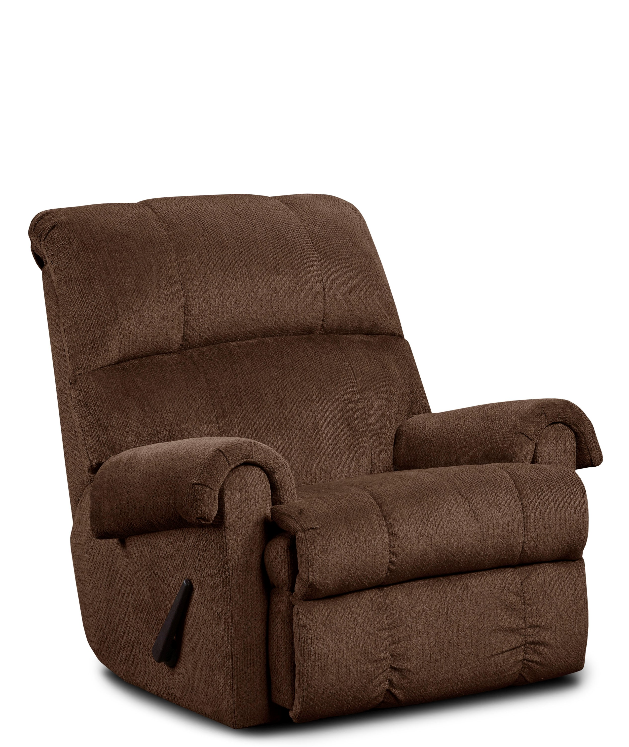 Washington Furniture Kelly Chocolate Recliner