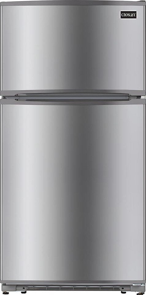 Crosley 21 Cu. Ft. Top Mount Refrigerator Stainless